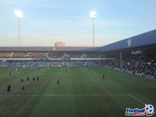 A photo of Loftus Road uploaded by facebook-user-90651