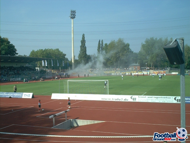 A photo of Lohrheidestadion uploaded by facebook-user-88898