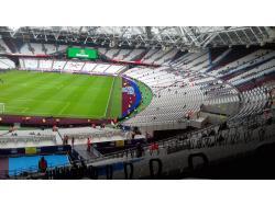 An image of London Stadium (Olympic Stadium) uploaded by jackafcw