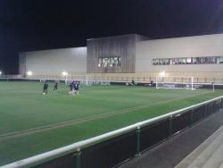 An image of Loughborough University Stadium uploaded by rampage