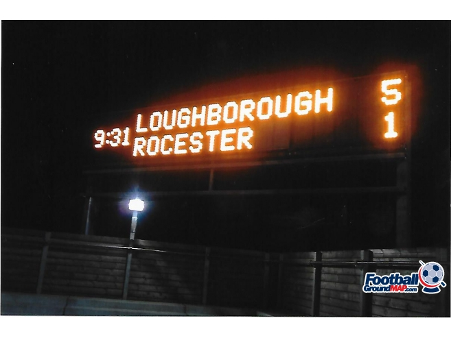 A photo of Loughborough University Stadium uploaded by rampage