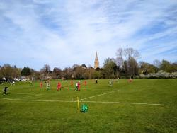 Lucy Plackett Playing Fields