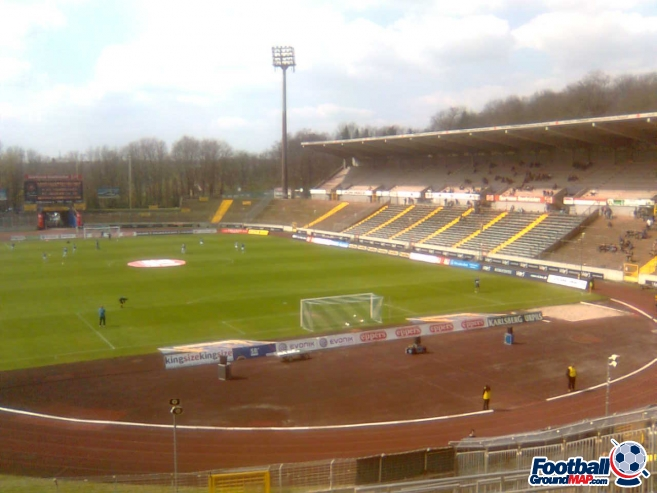 A photo of Ludwigspark Stadion uploaded by rivington