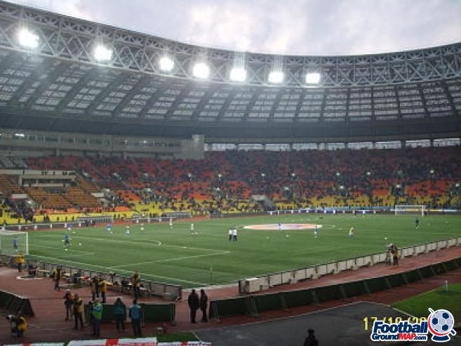 A photo of Luzhniki Stadium uploaded by garycraggs