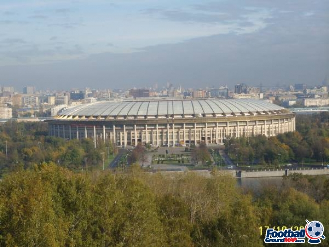 A photo of Luzhniki Stadium uploaded by garycraggs