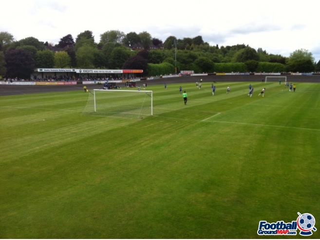 A photo of Lyme Valley Stadium uploaded by Andy-Morton