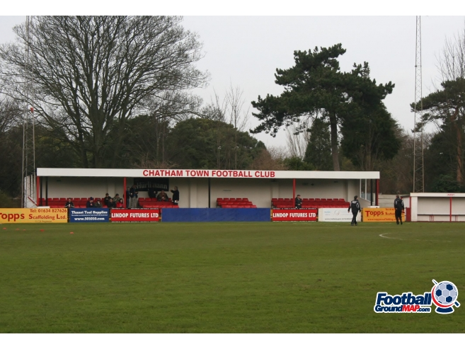 A photo of Maidstone Road Sports Ground uploaded by johnwickenden