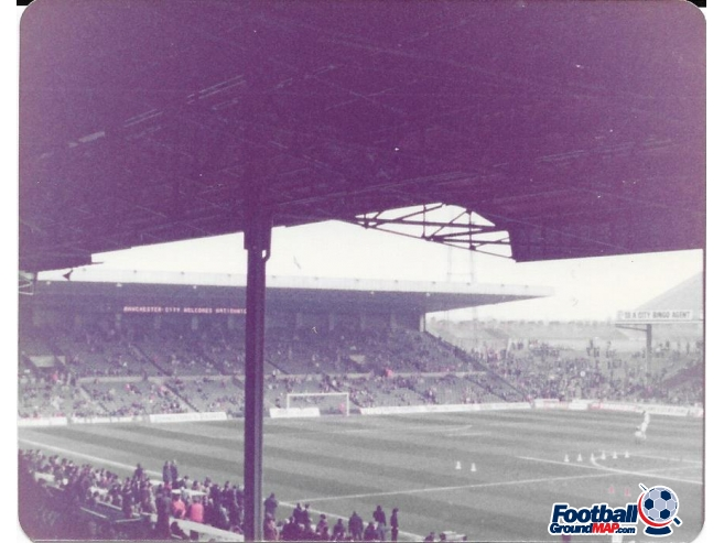 A photo of Maine Road uploaded by rampage