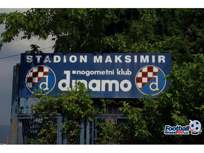 A photo of Maksimir Stadium uploaded by antoonk