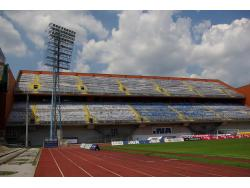 An image of Maksimir Stadium uploaded by antoonk