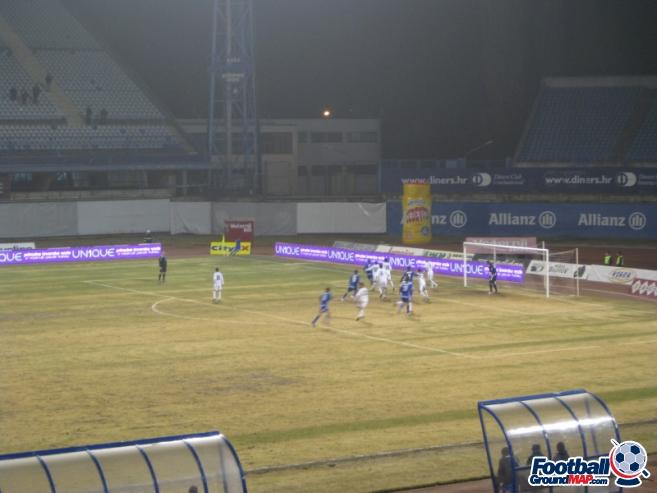 A photo of Maksimir Stadium uploaded by phespirit