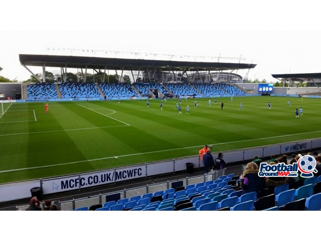 A photo of Manchester City Academy Stadium uploaded by Money-Shot