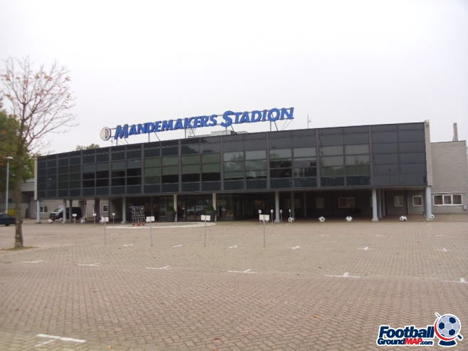 A photo of Mandemakers Stadion uploaded by smithybridge-blue
