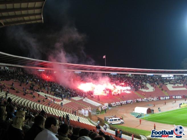 A photo of Marakana Stadion uploaded by phespirit