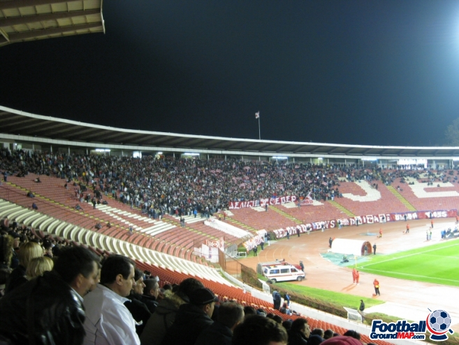 A photo of Marakana Stadion uploaded by phespirit