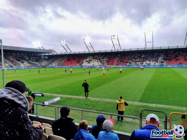 A photo of Stadion Cracovii im Jozefa Pilsudskiego uploaded by hi5ilo
