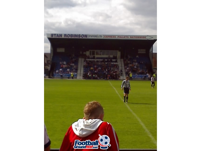 A photo of Marston Road uploaded by scot-TFC