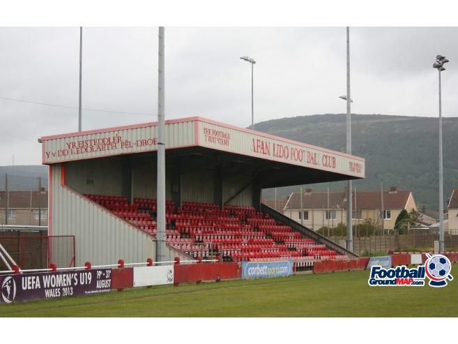 A photo of Marston's Stadium uploaded by johnwickenden