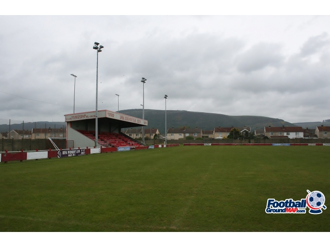 A photo of Marston's Stadium uploaded by johnwickenden