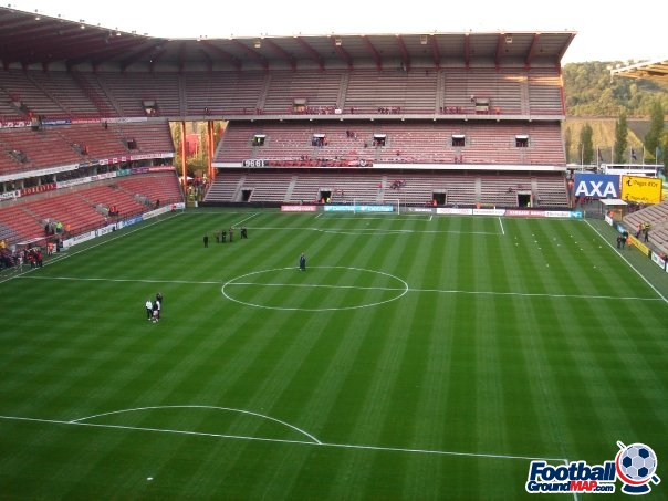 A photo of Maurice Dufrasne Stadion uploaded by facebook-user-79569