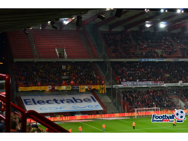 A photo of Maurice Dufrasne Stadion uploaded by andy-s