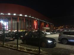 Maurice Dufrasne Stadion
