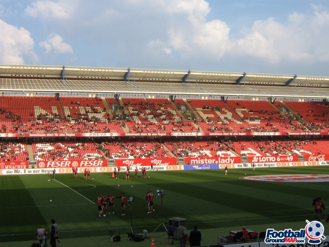 A photo of Max-Morlock-Stadion uploaded by facebook-user-72241