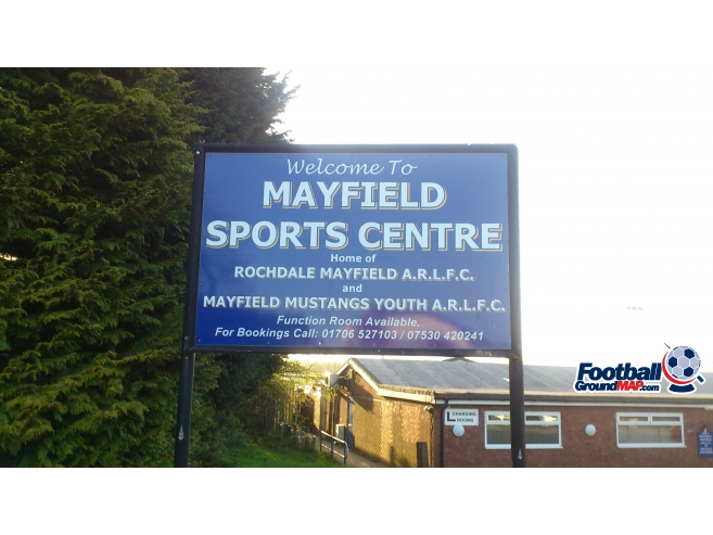 A photo of Mayfield Sports centre uploaded by biscuitman88