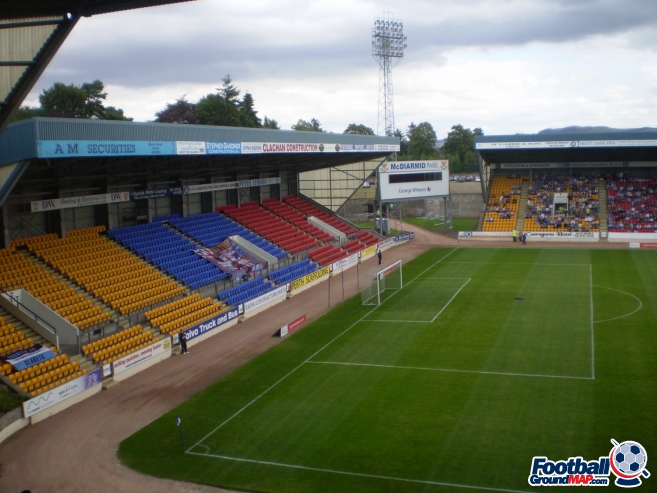 A photo of McDiarmid Park uploaded by facebook-user-66963