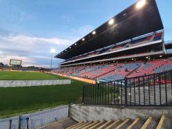 An image of McDonald Jones Stadium uploaded by harrysheroes