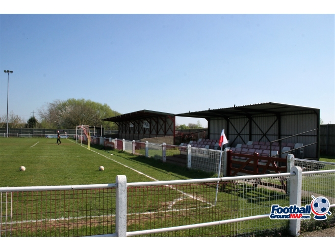 A photo of Meadow Stadium uploaded by johnwickenden