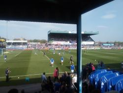 An image of Memorial Stadium uploaded by covboyontour1987