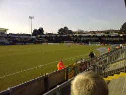 An image of Memorial Stadium uploaded by trfccurt