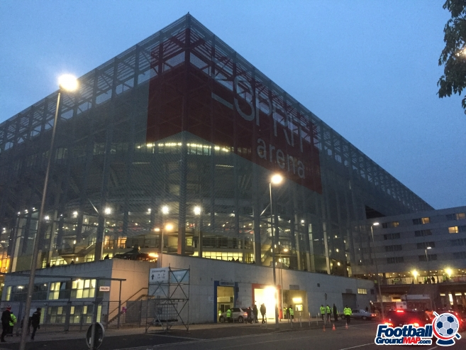 A photo of Merkur-Spiel Arena uploaded by andy-s