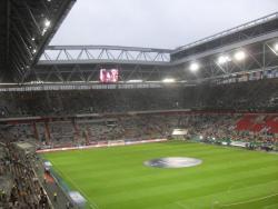 An image of Merkur-Spiel Arena uploaded by facebook-user-100186