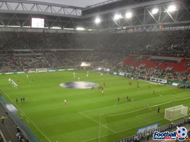 A photo of Merkur-Spiel Arena uploaded by facebook-user-100186