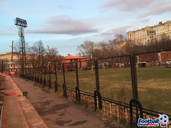 A photo of Metallurg Stadion uploaded by jonnycollins