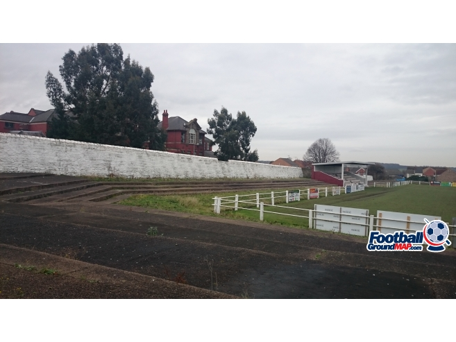 A photo of Mexborough Athletic Ground uploaded by biscuitman88