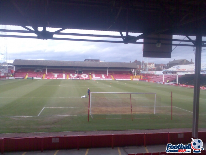 A photo of Millmoor uploaded by facebook-user-73673