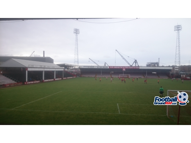 A photo of Millmoor uploaded by biscuitman88