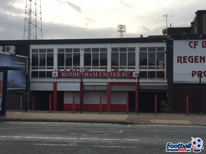 A photo of Millmoor uploaded by stuff10