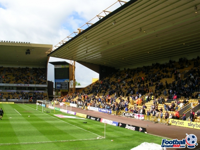 A photo of Molineux uploaded by stuff10