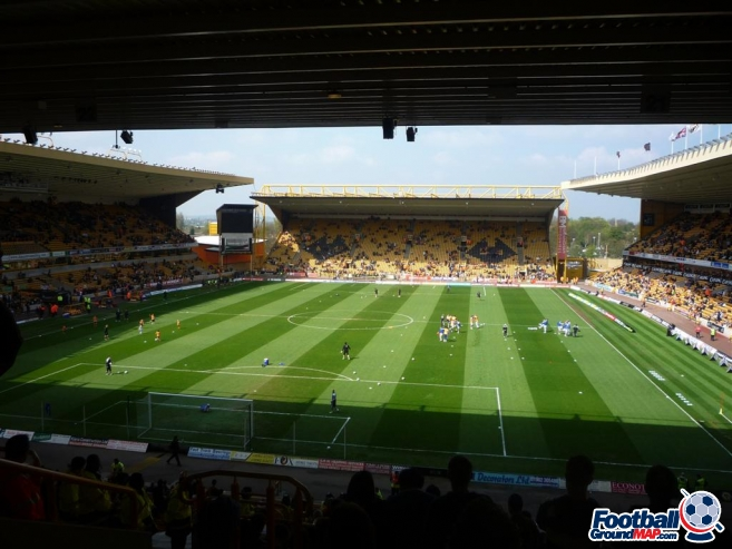 A photo of Molineux uploaded by machacro