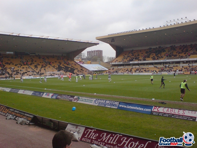 A photo of Molineux uploaded by facebook-user-90651