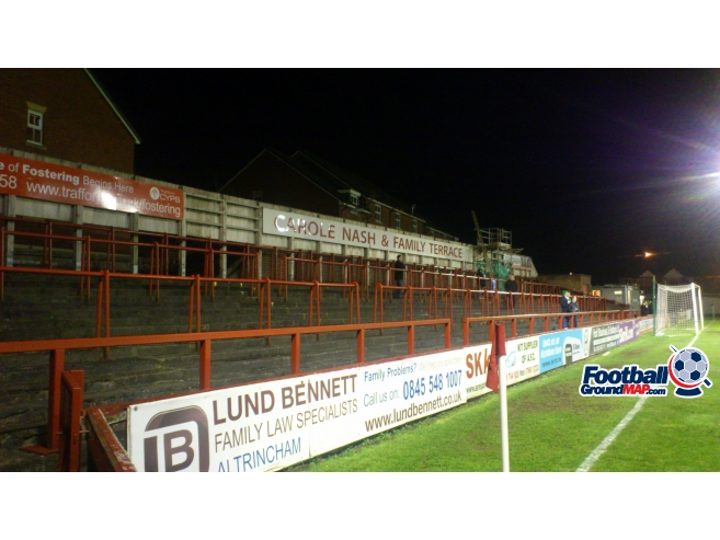 A photo of Moss Lane uploaded by biscuitman88