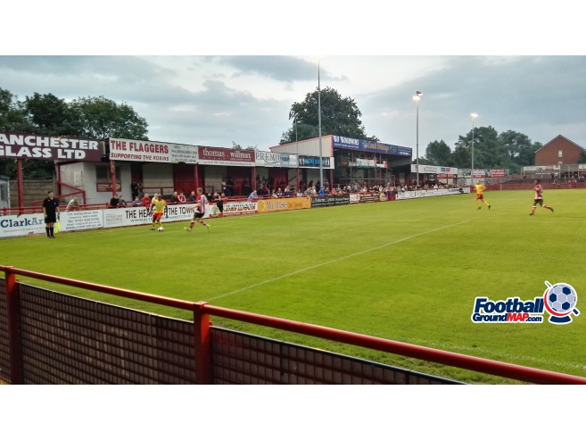 A photo of Moss Lane uploaded by gander1974