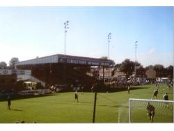 An image of Moss Lane uploaded by scot-TFC