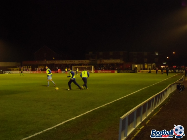 A photo of Moss Lane uploaded by smithybridge-blue