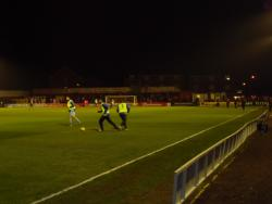 An image of Moss Lane uploaded by smithybridge-blue