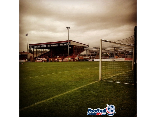 A photo of Moss Lane uploaded by deanstokes96